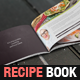 Recipes Book / Brochure Template - GraphicRiver Item for Sale