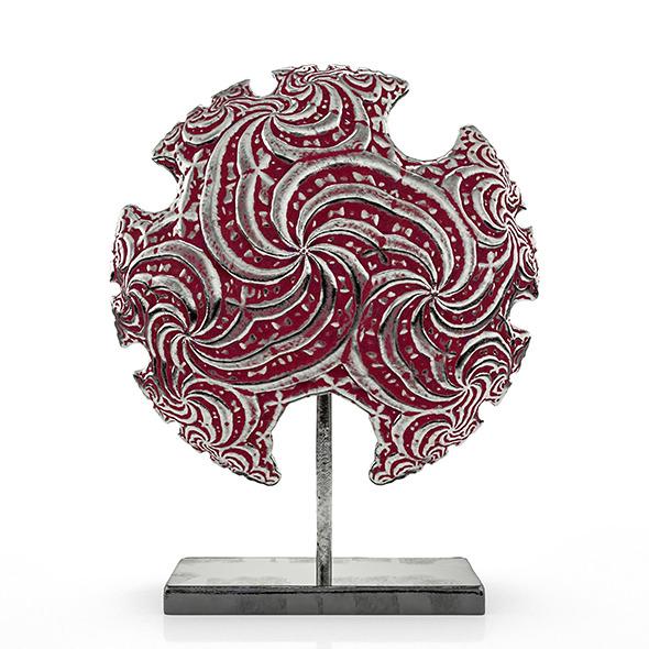 3DOcean Craftal Disk Statuette 11937906