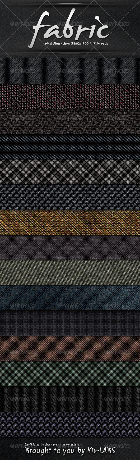 Fabric Pack 2