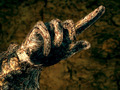 A hand made of wooden texture - PhotoDune Item for Sale