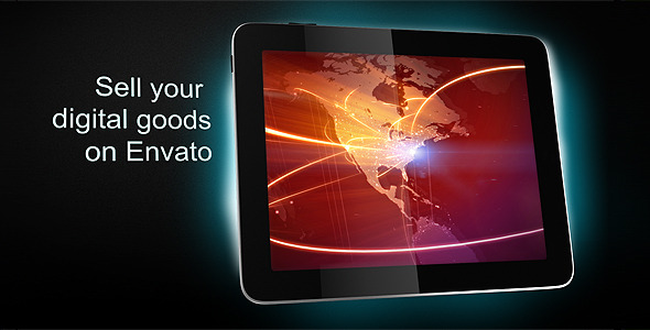 After Effects Project - VideoHive Tablet App Advertising 1197950