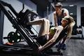 Training for legs - PhotoDune Item for Sale
