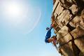 Climbing rock - PhotoDune Item for Sale
