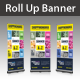 Summer Items Sale Rollup Banner - GraphicRiver Item for Sale