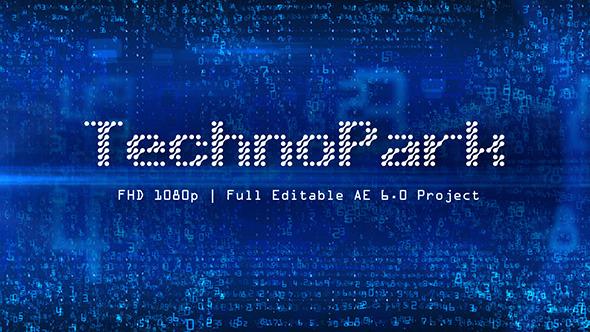 TechnoPark Motion Graphics Template