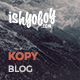 Kopy WP - Simply a Blog WordPress Theme - ThemeForest Item for Sale