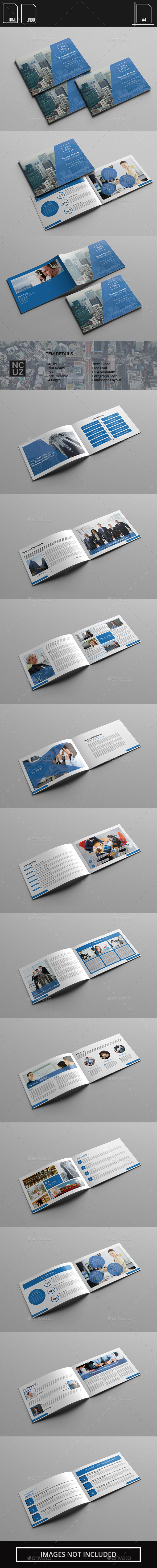 GraphicRiver Brochure Corporate Company 11939460