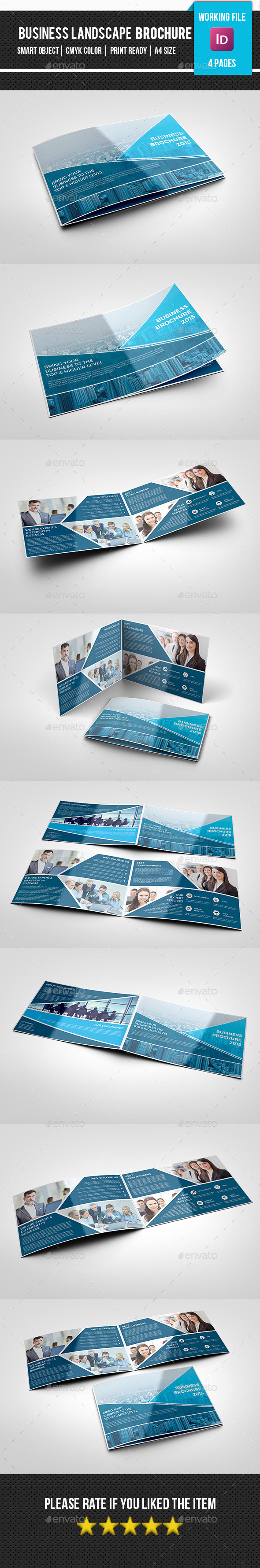 GraphicRiver Corporate Brochure Template-V268 11940472