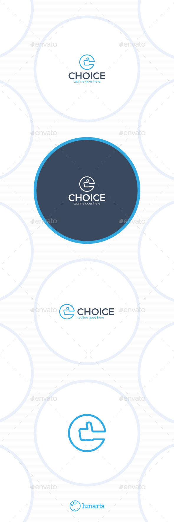 GraphicRiver Best Choice Logo Letter C 11942974