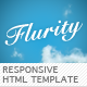 Flurity - Responsive One Page Template