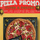 Pizza Promo Flyer - GraphicRiver Item for Sale