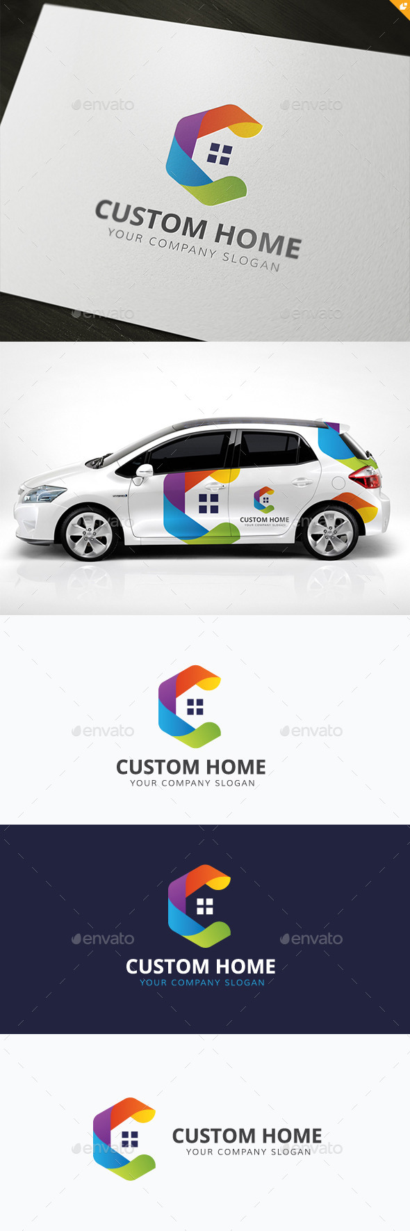 GraphicRiver Custom Home 11937557
