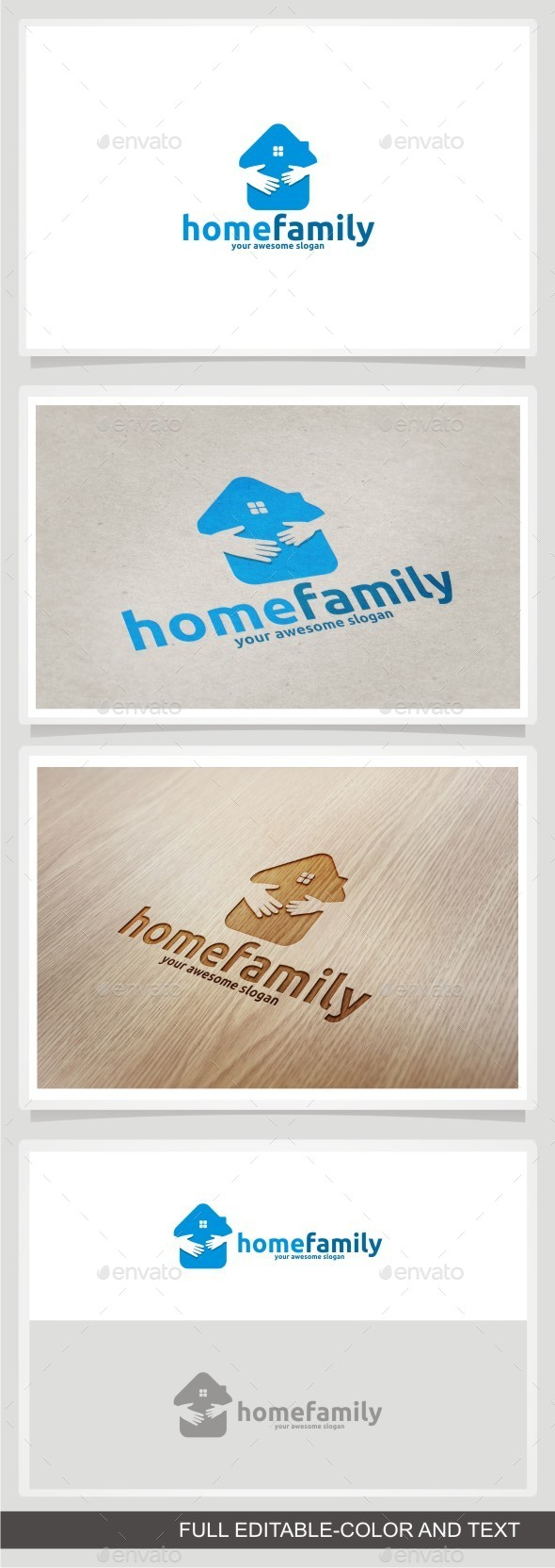 GraphicRiver Home Family 11945138