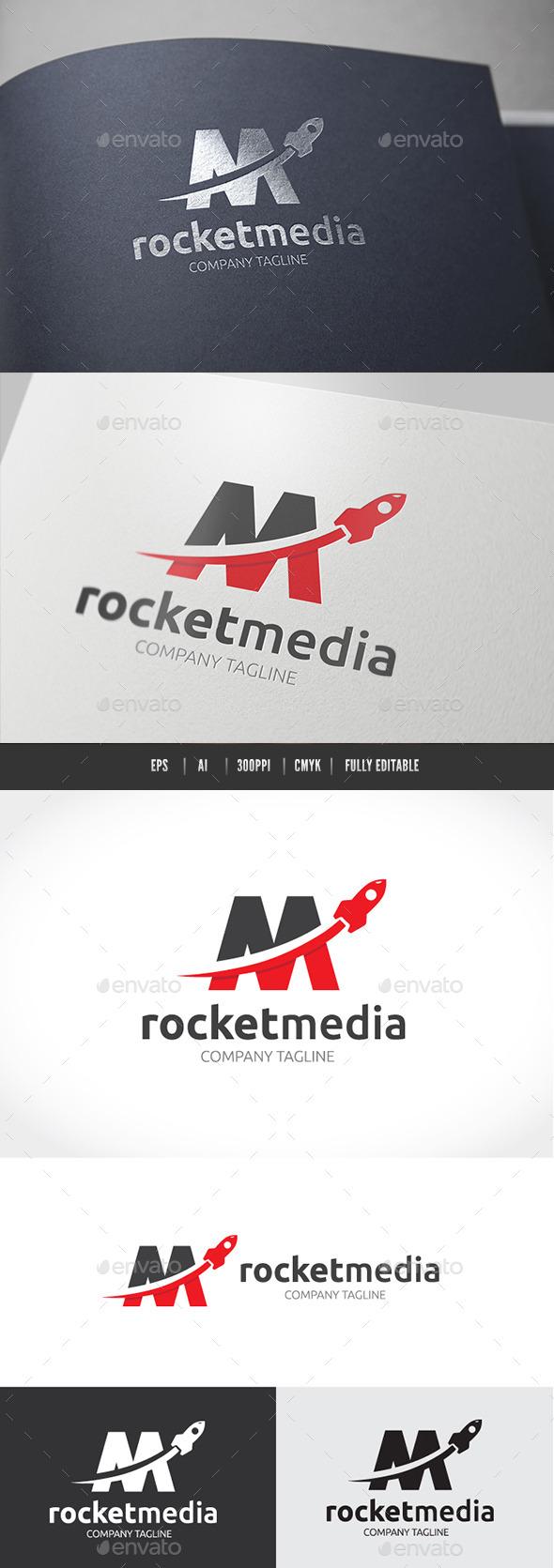 GraphicRiver Rocket Media 11945276