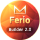 Ferio - Responsive Email + MailBuild Online