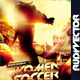 Women Soccer Cup Flyer Template