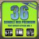 36 Bundle Mix Premium Text Effect Styles vol - GraphicRiver Item for Sale