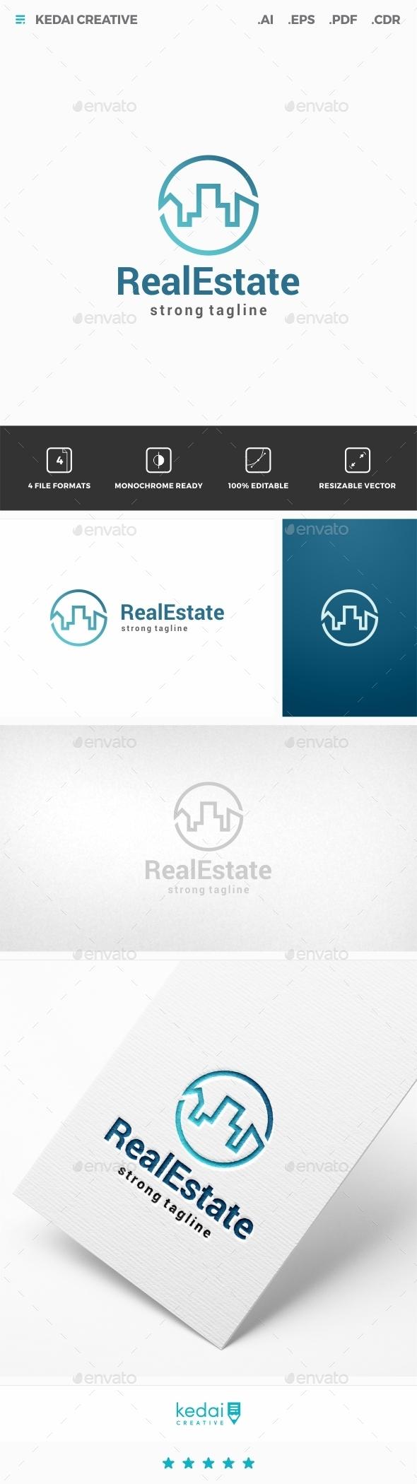 GraphicRiver Real Estate 11946747