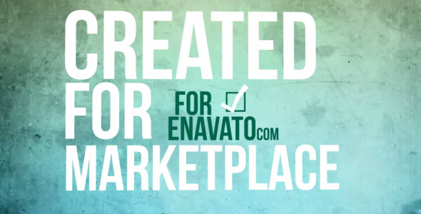 The Open Typo 2012 VideoHive -   Openers  Grunge 1185637