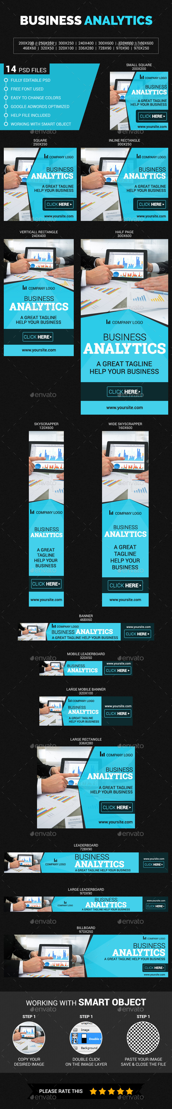 GraphicRiver Business Analytics 11948275