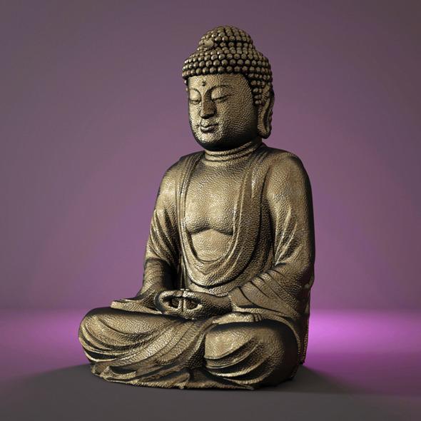 3DOcean Buddha 11948411