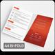 Corporate Bi-Fold Brochure Template - GraphicRiver Item for Sale