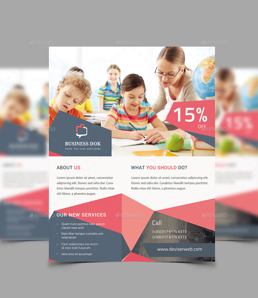 creative business flyer by redwanulhaque graphicriver creative business flyer