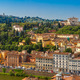 Oltrarno and Fort Belvedere in Florence, Italy - PhotoDune Item for Sale