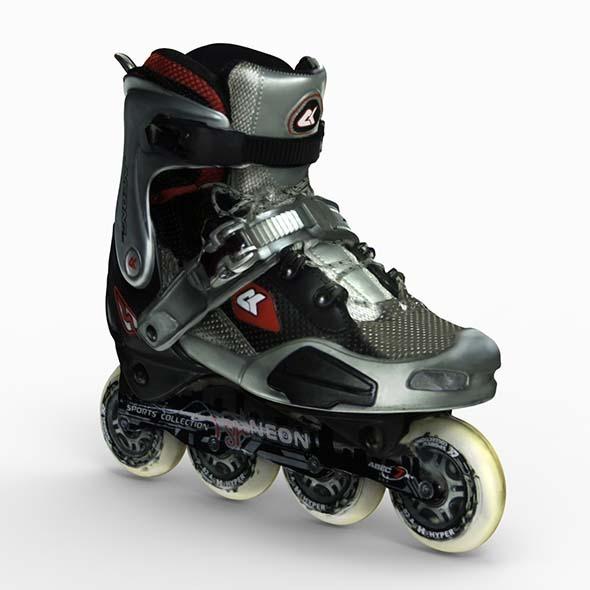 3DOcean roller skate 11869442