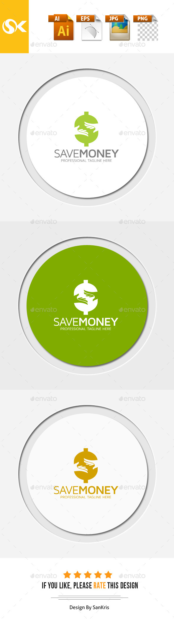 GraphicRiver Save Money 11949159