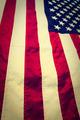 American flag ( Filtered image processed vintage effect. ) - PhotoDune Item for Sale
