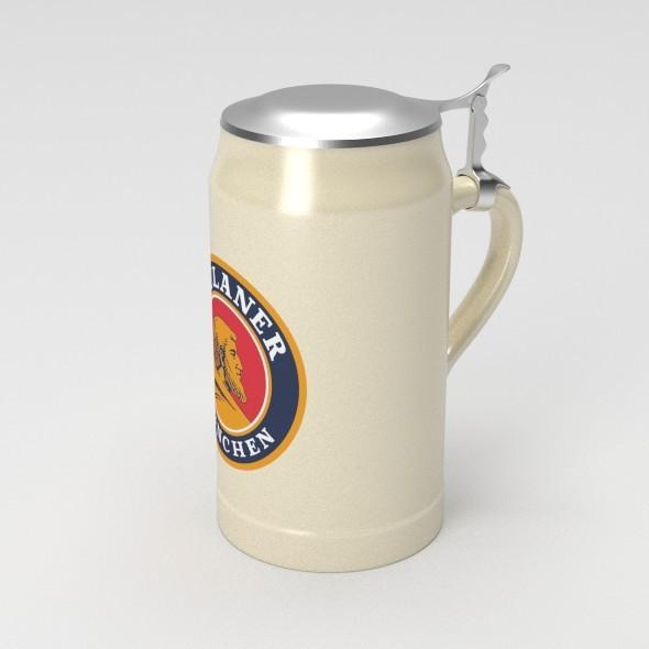 3DOcean Beer Mug 11950165
