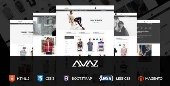 SNS Avaz – Responsive Magento Theme (Shopping) Download