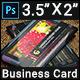Garden Nursery Business Card - GraphicRiver Item for Sale