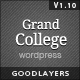 Grand College - WordPress Theme For Education