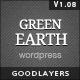 Green Earth - Environmental WordPress Theme - ThemeForest Item for Sale