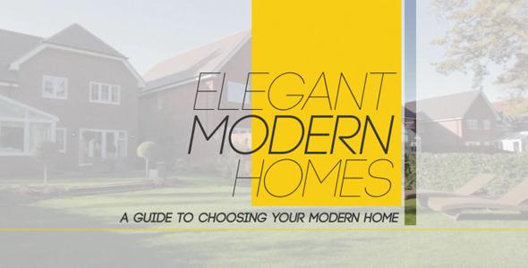 Modern Homes Tv Spot 03