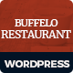 Buffalo - Cafe & Restaurant WordPress Theme - ThemeForest Item for Sale