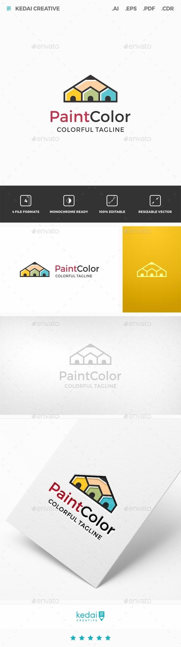 GraphicRiver Paint Color 11952713