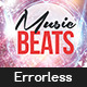 Music Beats Flyer - GraphicRiver Item for Sale