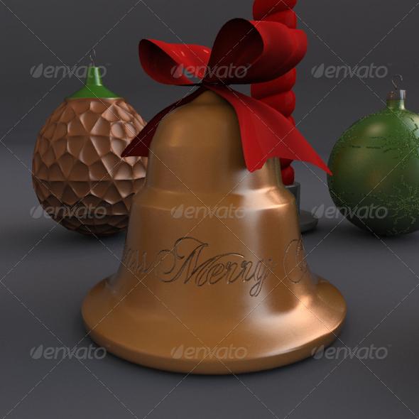 3DOcean Christmass assets 146269