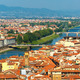 Bridges over the river Arno in Florence, Italy - PhotoDune Item for Sale