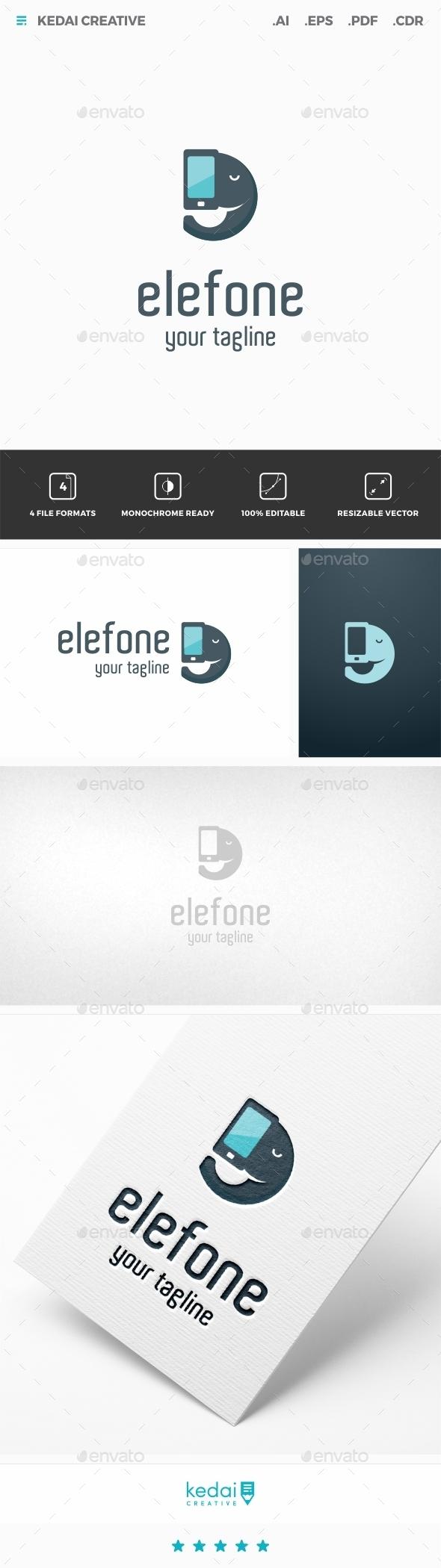 GraphicRiver Elefone 11954101