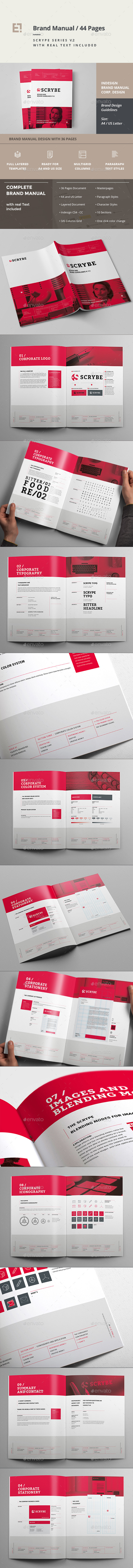 GraphicRiver Brand Manual 11954373