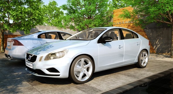 Volvo S60 : CAR4ARCH Vol.1