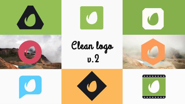 Clean Logo v2
