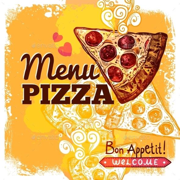 GraphicRiver Fast Food Menu 11956628