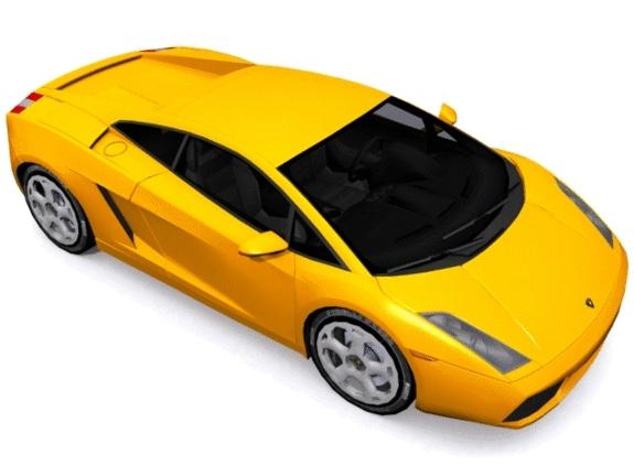 3DOcean Lamborghini Gallardo 1200736