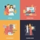 Clothes Design Icons Set - GraphicRiver Item for Sale