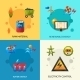 Energy Resources Icons Set - GraphicRiver Item for Sale